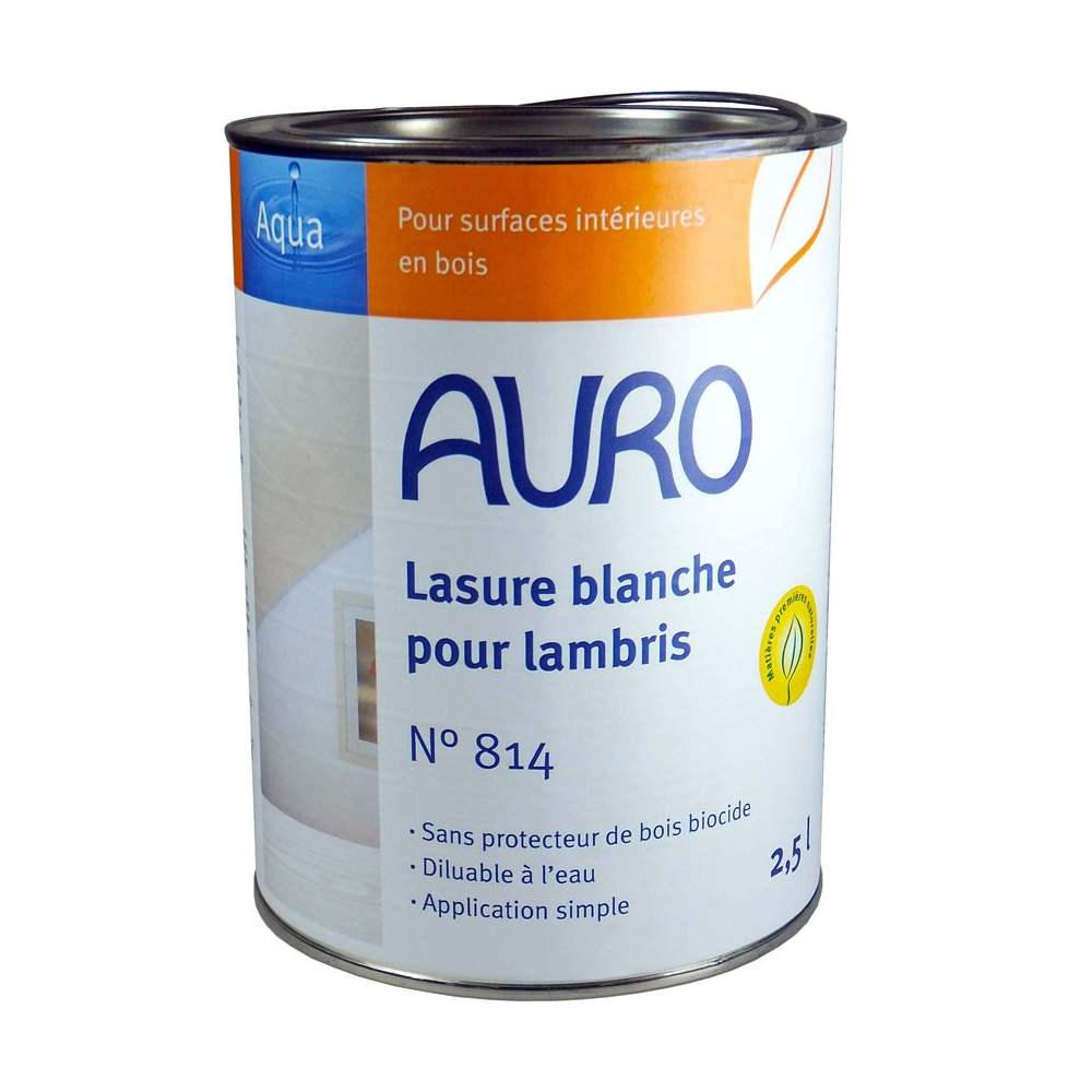 Ordinary peindre du lambris lasure 9 lasure ecologique blanche pour lambris auro for Peindre du lambris