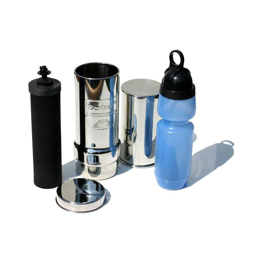 kit go berkey purificateur d 39 eau autonome. Black Bedroom Furniture Sets. Home Design Ideas