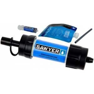 MINI SAWYER : Filtre à eau autonome.