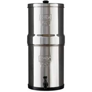 BIG BERKEY-Purificateur d'eau autonome-Capacité : 8,5 litre