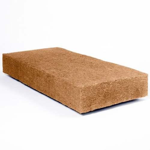 STEICO FLEX : Laine de bois en panneaux semi-rigides - 1220 mm / 575 mm - Marque Steico (épaisseur de 40 à 240 mm)