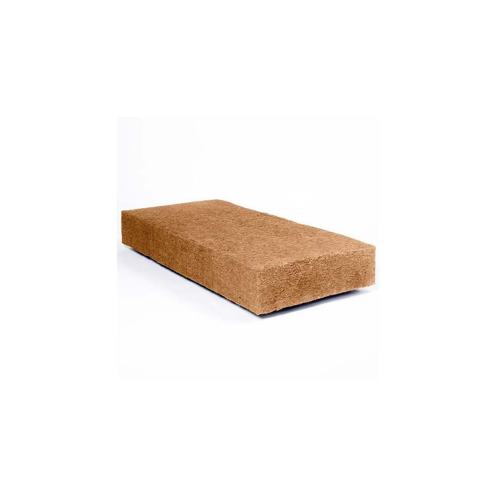 Laine de bois en panneau semi rigide STEICO FLEX # Laine De Bois Castorama