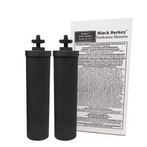 Black Berkey® lot 2 éléments filtrants