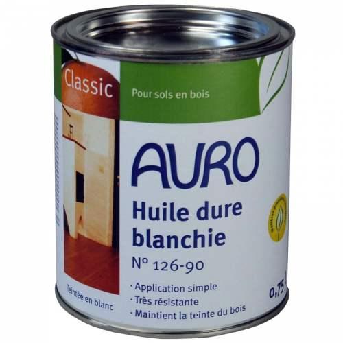 huile dure cologique blanchie pour boiserie meuble et