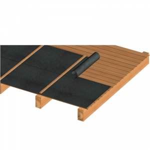 Ecran d'étanchéité de sous-toiture - deux bandes adhésives - 145 g / m² - triple couche non tissée - Marque Isocell - Modèle Omega Light SK Duo