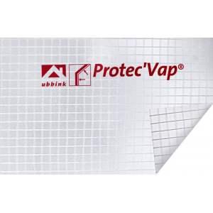 Composition du pare-vapeur - Marque Ubbink - Modèle Protec'Vap.