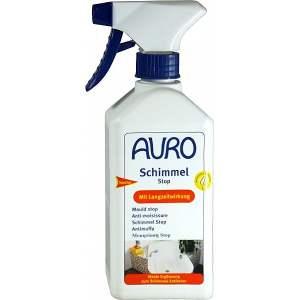 Anti-moisissure - intérieur & extérieur - Marque Auro - N° 413 (0,5 litre)