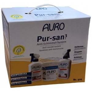 Système anti-moisissure - Pur-san 3 - intérieur - Marque Auro - N° 414