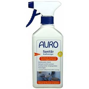 Nettoyant sanitaire puissant - Marque Auro - N° 652 (0,5 litre).