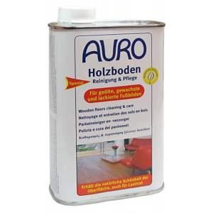 Entretien et soin pour sol en bois - Marque Auro - N° 661 (0,5 litre).