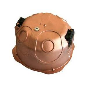 Boîte électrique simple d'encastrement faradisée - Diamètre 67 mm - Profondeur 40 mm - Courant - 84000321.