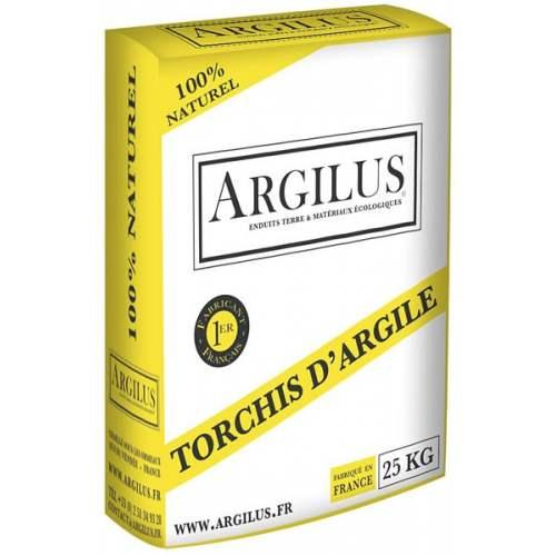 enduit de torchis l 39 argile sac de 25 ou 1000 kg marque argilus. Black Bedroom Furniture Sets. Home Design Ideas
