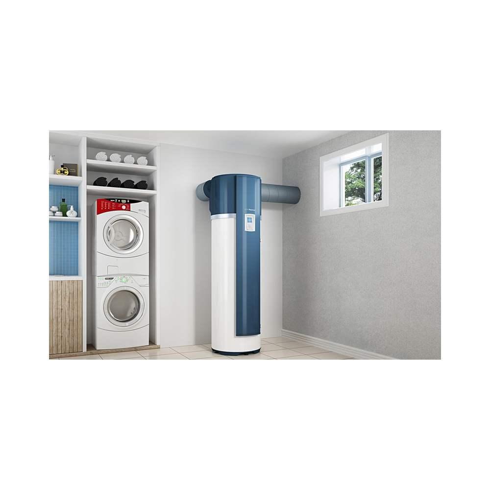 Chauffe eau thermodynamique sur air ambiant ou gain sur air ext rieur mod le a romax 4 - Chauffe eau thermodynamique thermor ...