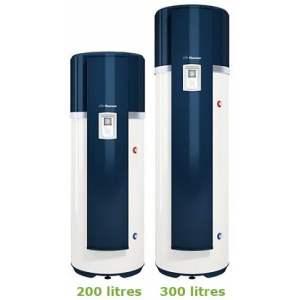 Chauffe-eau thermodynamique Aéromax 4 - installé sur air ambiant - Marque Thermor.