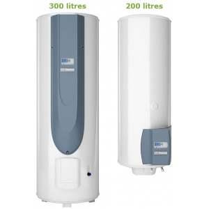 Choix de capacité de chauffe-eau en fonction du nombre de personnes et des usages.