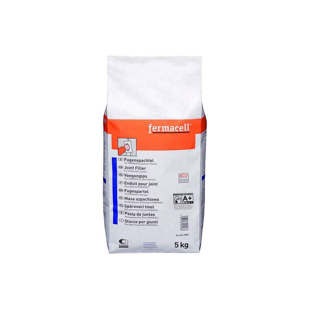 Enduit Pour Joint De Plaque Fermacell Fibre Gypse Bords Droits