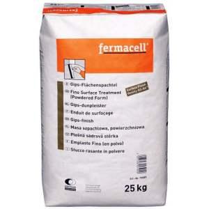 Enduit de surfaçage (lissage) - En poudre - Pour plaque Fermacell (fibre-gypse) - Marque Fermacell