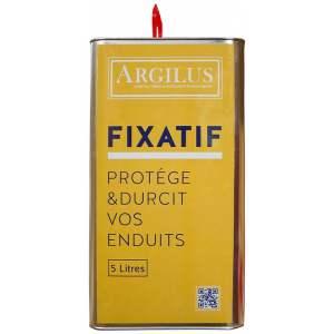 Fixatif - Intérieur - Bidon de 1 et 5 litres - Marque Argilus