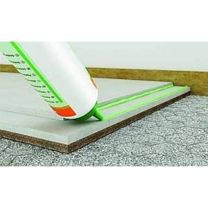 Colle pour plaque de sol Fermacell - Modèle Greenline - Marque Fermacell.