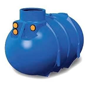 Pack récupérateur d'eau de pluie - Pour maison et jardin - Pack Premium - Cuve BlueLine II - Marque Rewatec.