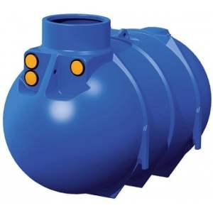 Récupérateur d'eau de pluie- Modèle BlueLine II - Marque Rewatec.