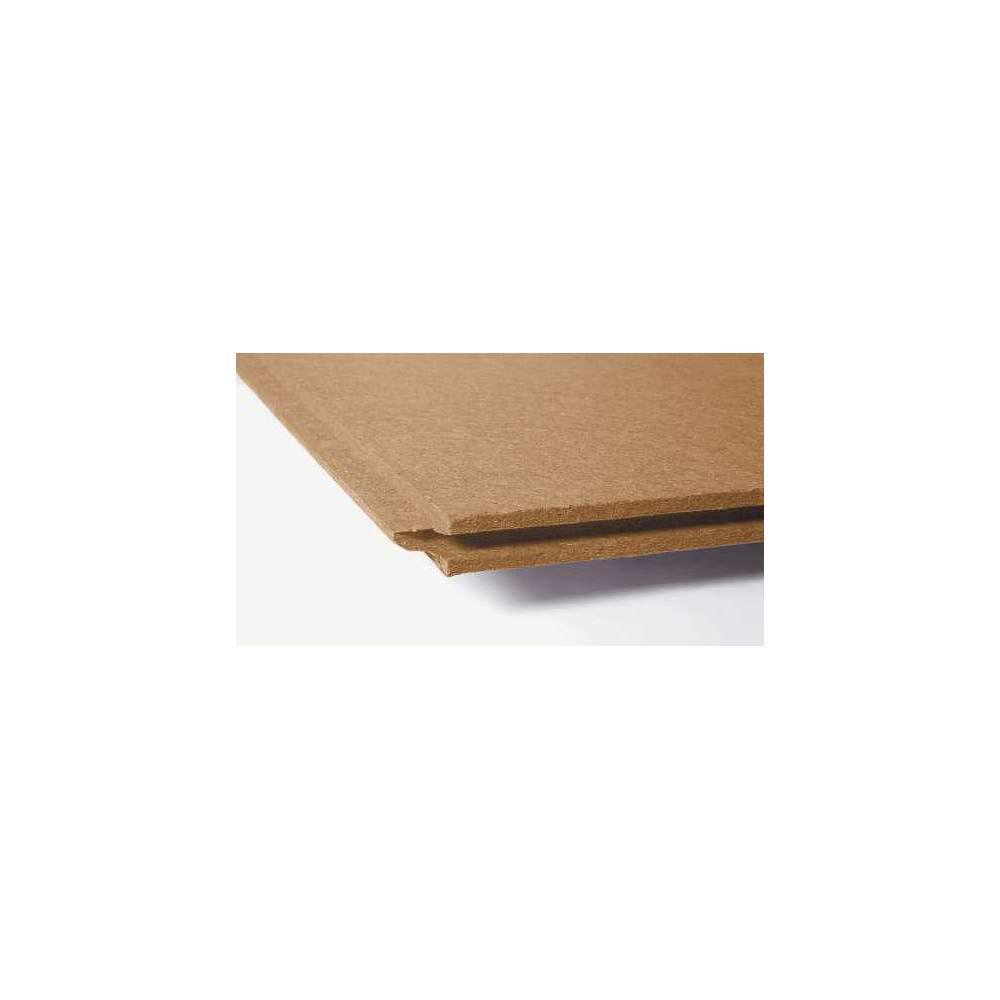 Steico universal panneau rigide de fibre de bois pare pluie et coupe vent pour mur et - Panneau fibre de bois rigide ...