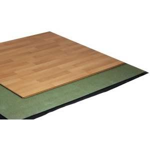 STEICO UNDERFLOOR : Sous-couche acoustique pour planchers massifs ou flottants.