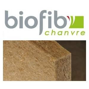 BIOFIB'CHANVRE : Panneaux de chanvre - Semi-rigides - Marque Biofib Isolation.