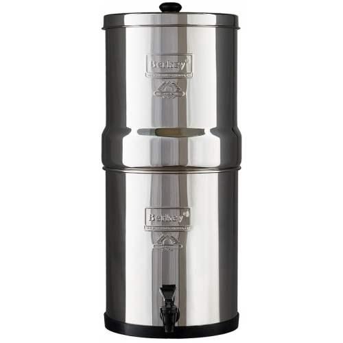 TRAVEL BERKEY-Purificateur d'eau autonome-Capacité : 5,7 litres
